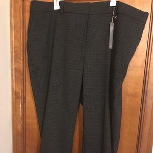 LOFT plus ankle pants NWT